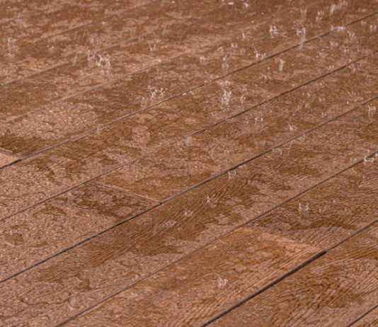 วิธีดูแลพื้นไม้ในบ้าน ให้ทนทานช่วงหน้าฝน